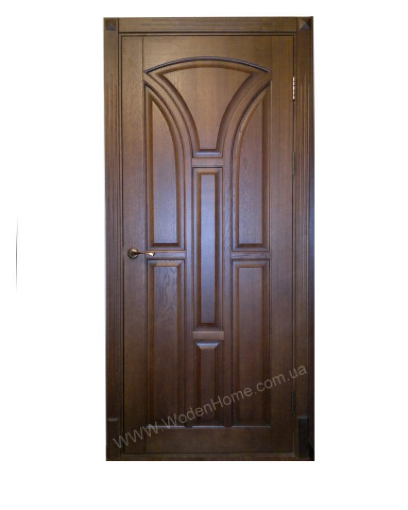 Двери из массива дуба 10.00