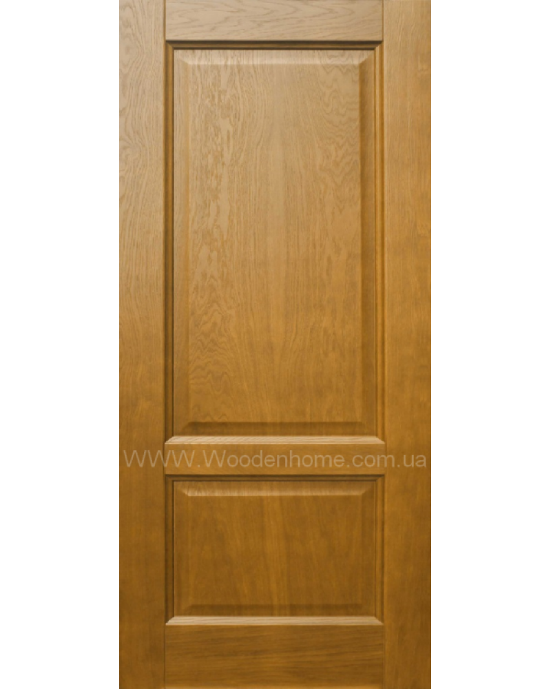 Двери Деревянные из Дуба 01.00