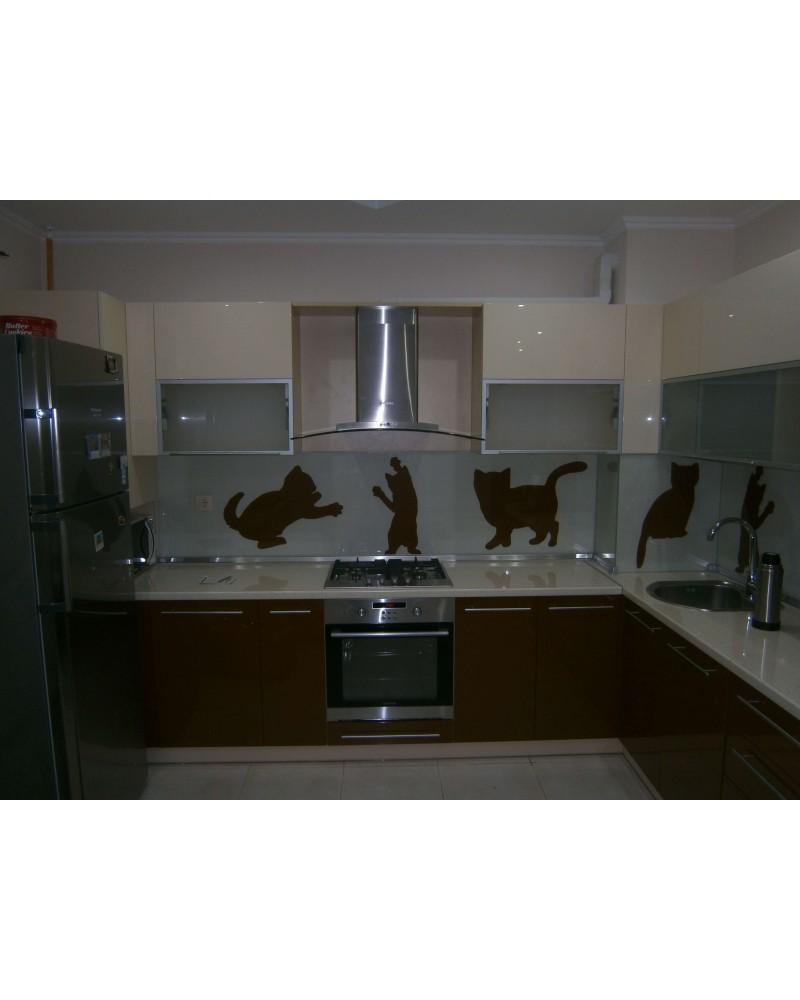 Кухня фасад МДФ Угловая 205