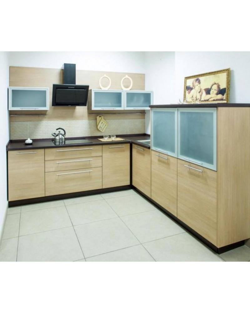 Кухня фасад ДСП Угловая 405