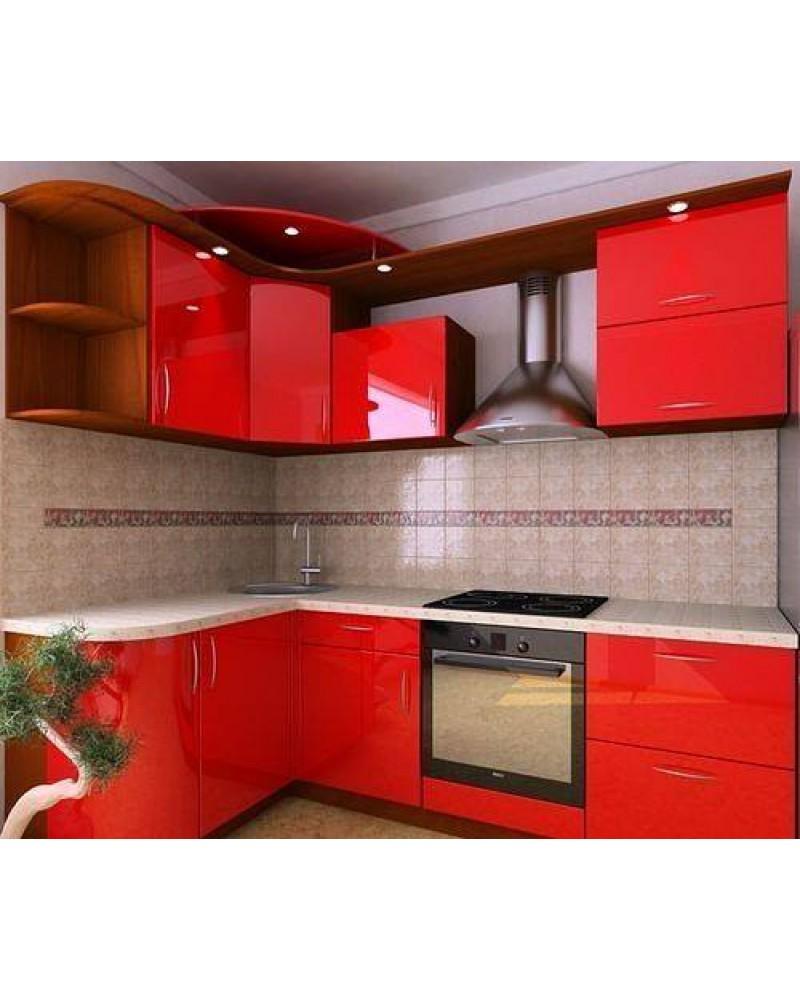 Кухня фасад МДФ Угловая 020
