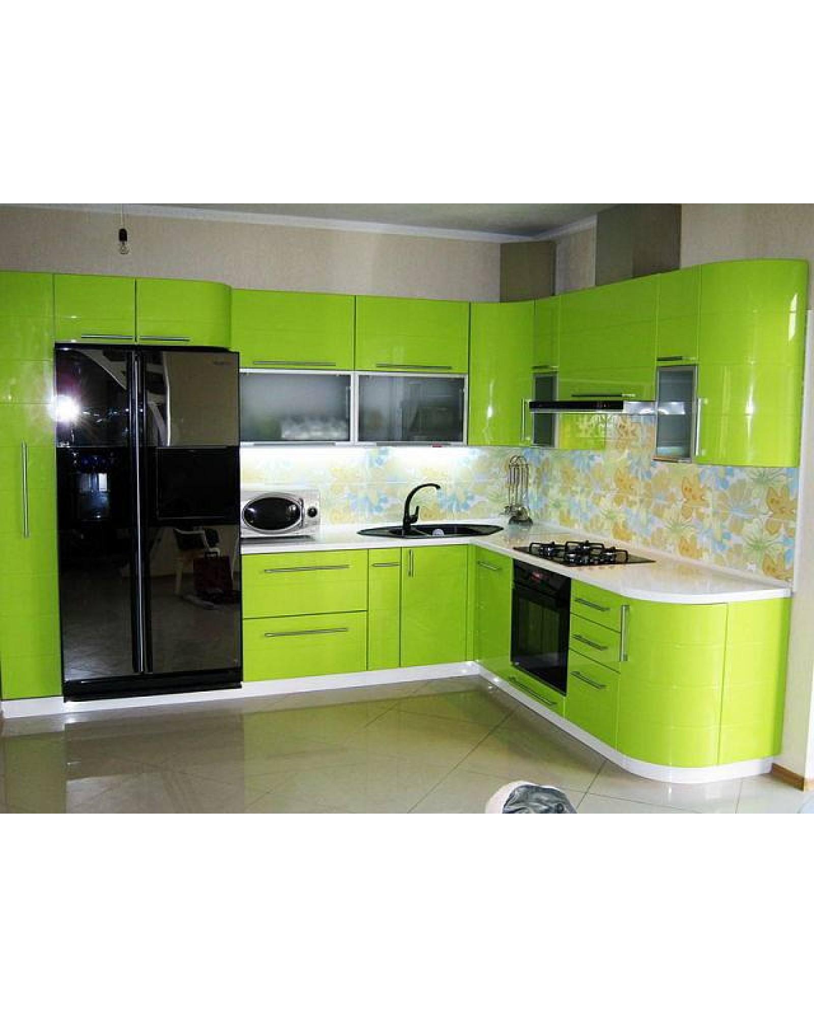 Кухня фасад МДФ Угловая 028