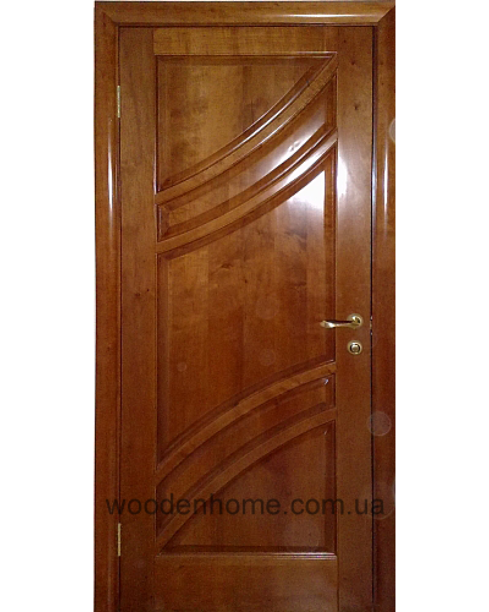 Двери из ольхи модель 23.00 Екзотика