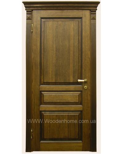 Двери Деревянные с Патиной