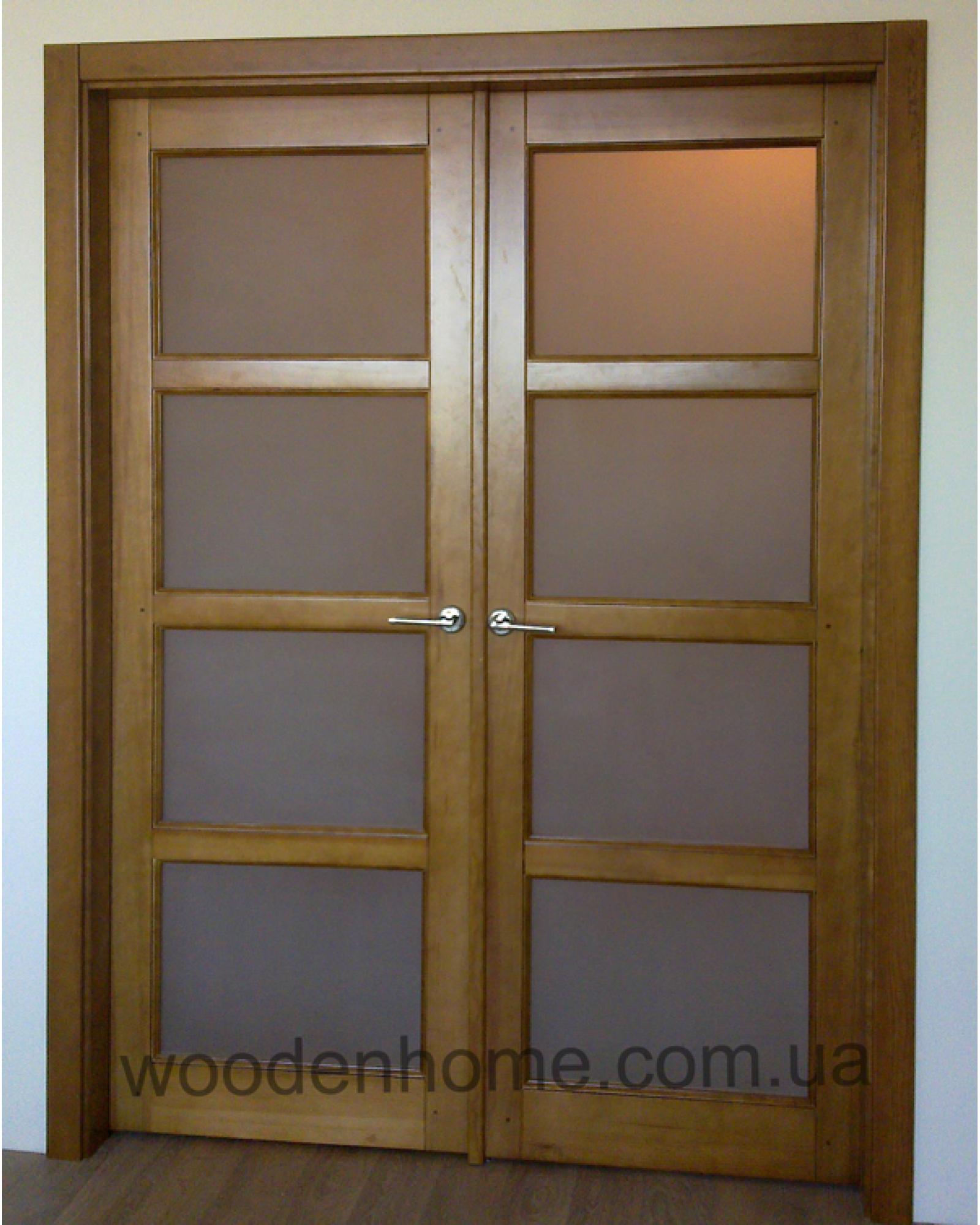 Двери модель 01.13 Тик