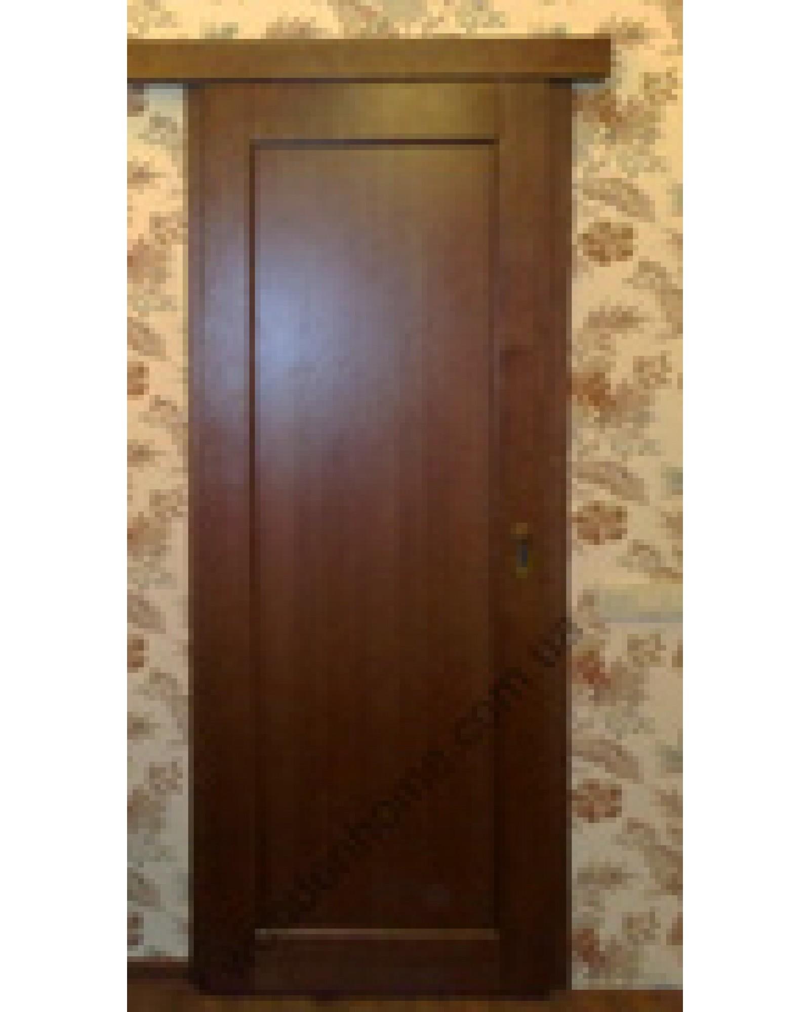 Двери из массива сосны раздвижные 01.11