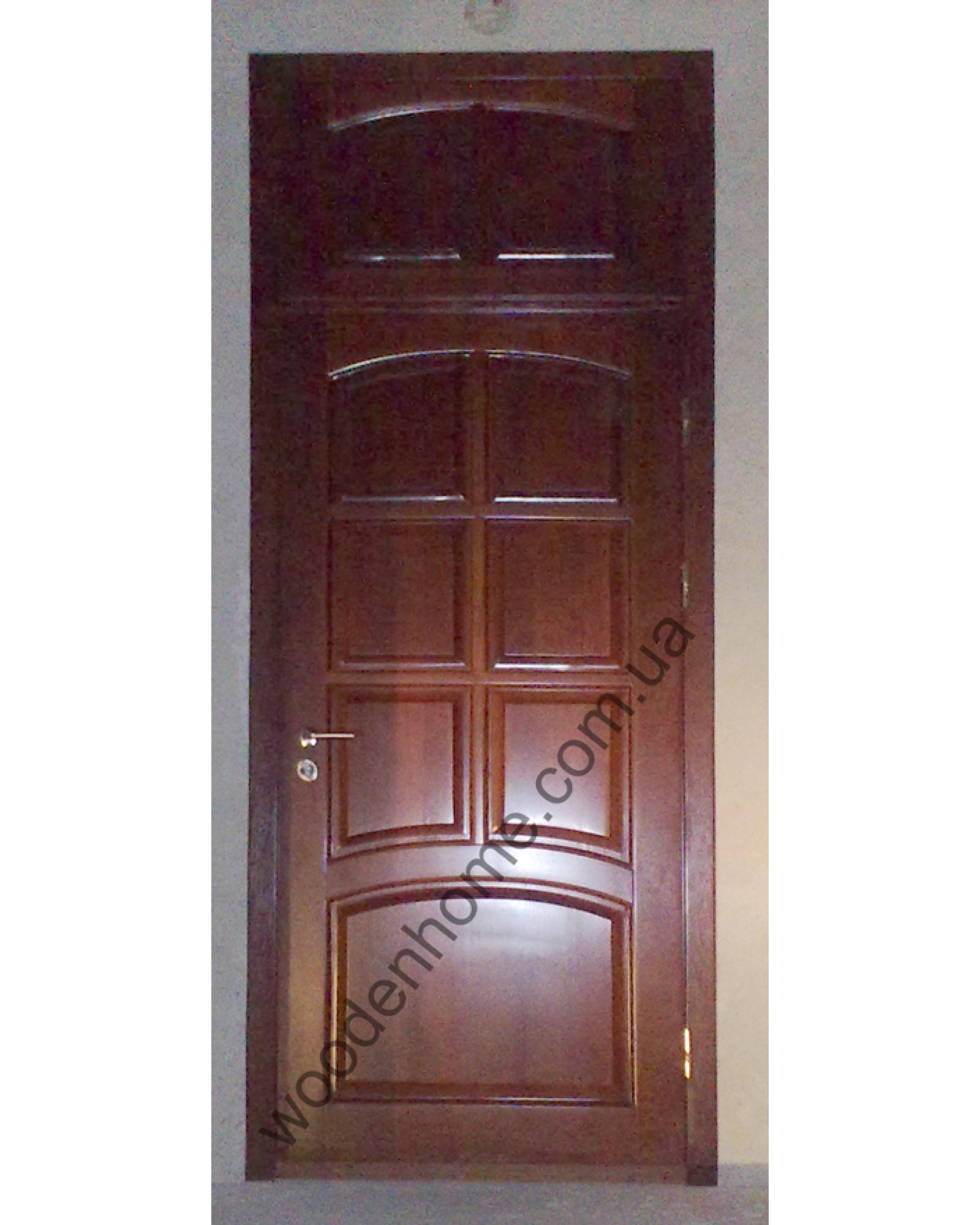 Двери 03.40 с фрамугой