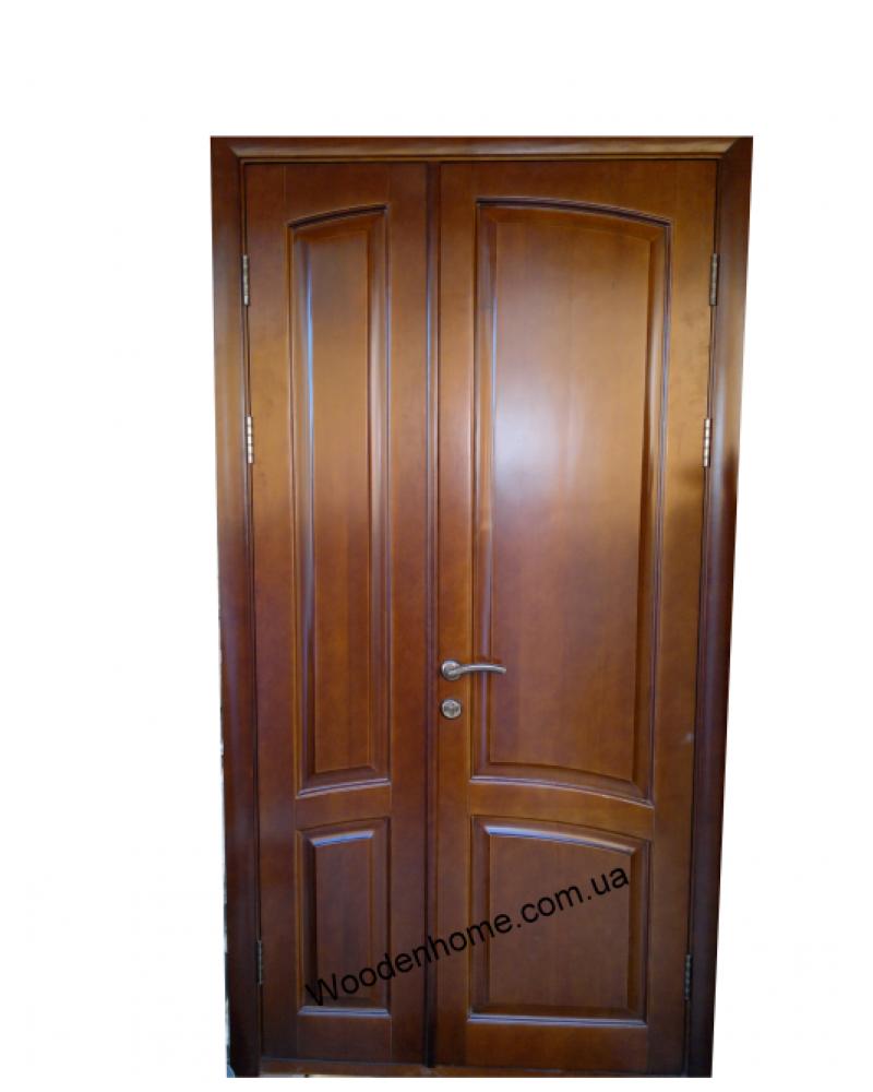 Двери входные из сосны 03.90