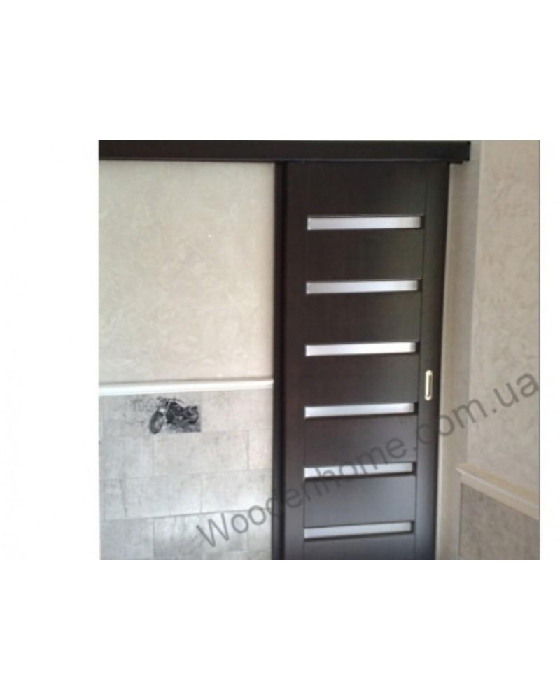 Двери раздвижные деревянные 42.20