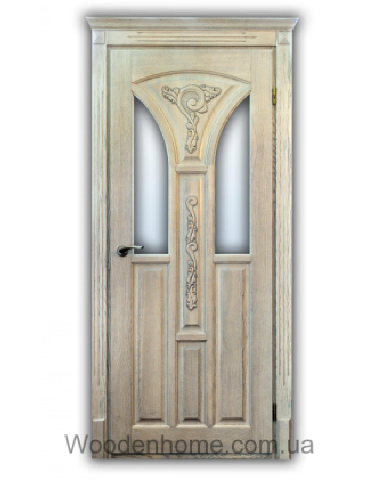 Двери модель 10.40 Тюльпан