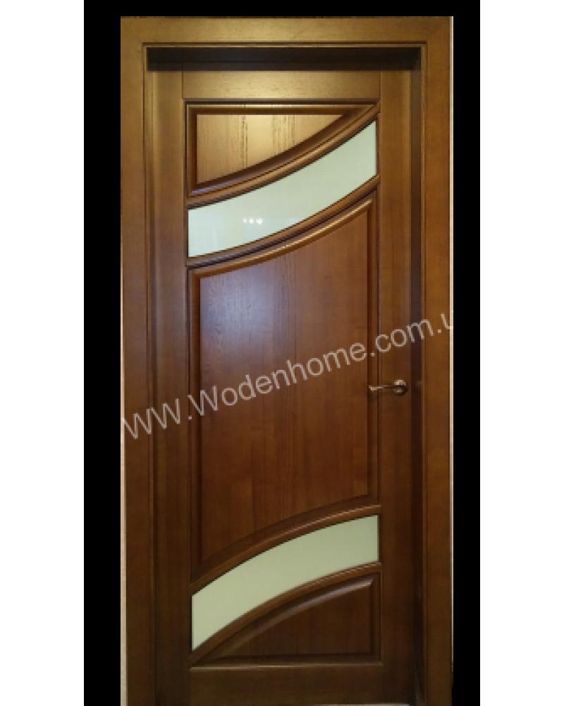 Двери из ясеня 23.10 Екзотика
