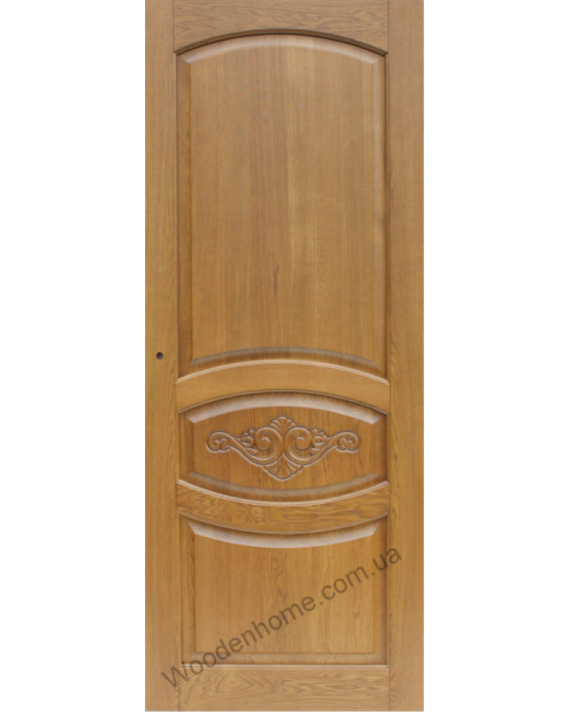 Двери модель 21.00 с резьбой